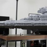 Mind Blown: 35,000 Bricks Custom LEGO Imperial Star Destroyer
