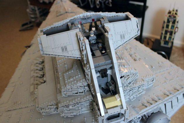 Custom 35,000 Bricks LEGO Imperial Star Destroyer