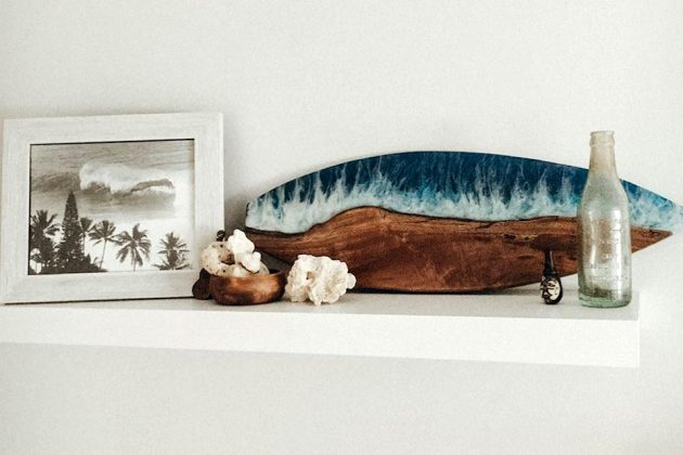 Decorative Surfboards by TRVLX