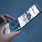 Nieuwe Mobiel Show Off Foldable Samsung Concept Phone, 'Galaxy F'