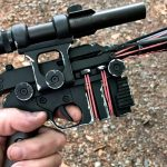 """This Rubber Band Version Of Han Solo's Iconic Sidearm Shoots """"Laser"""""""
