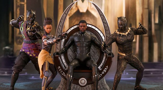 Hot Toys Black Panther Shuri and More