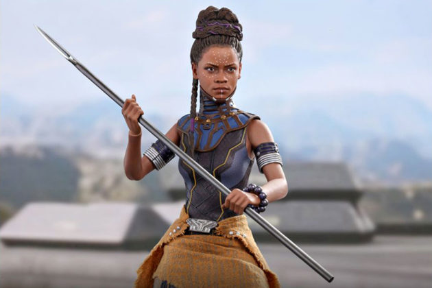 Hot Toys Shuri 1/6th Scale Collectible Figure