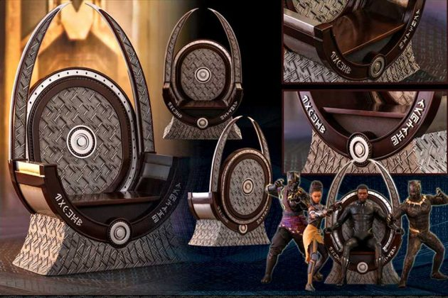Hot Toys Wakanda Throne 1/6th Scale Collectible
