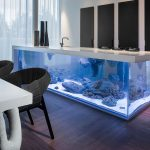 Kolenik Adds Life To The Kitchen By Throwing An Aquarium Into The Mix