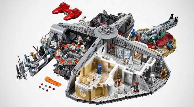 Finally, Iconic Scenes From <em>Empire Strikes Back</em> Gets Its Own LEGO Set