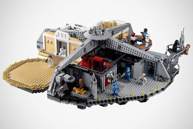 LEGO 75222 Betrayal at Cloud City