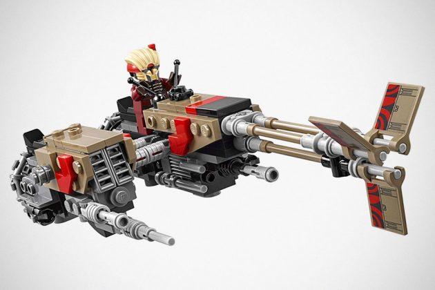 LEGO Star Wars 75215 Cloud Rider Swoop Bikes