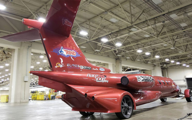 Lear Jet Limousine by Limo-Jet