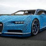 LEGO Built A Life-size Bugatti Chiron That Is Actually Drivable!