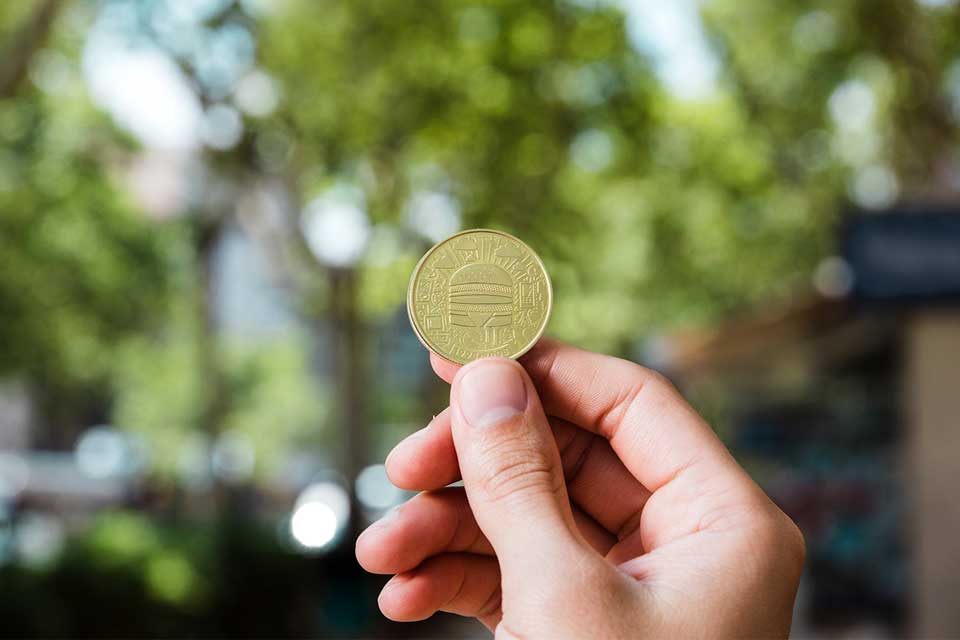 McDonald's MacCoin Global Currency