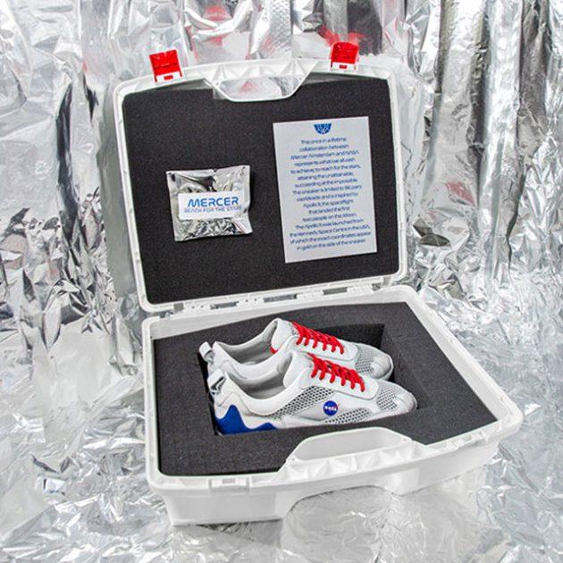Mercer Amsterdam x NASA Sneaker