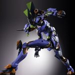 Bandai Announced Premium Metal Build <em>Evangelion</em> Unit-01 Figure