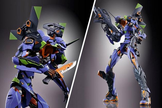 Metal Build Evangelion Unit-01 Figure