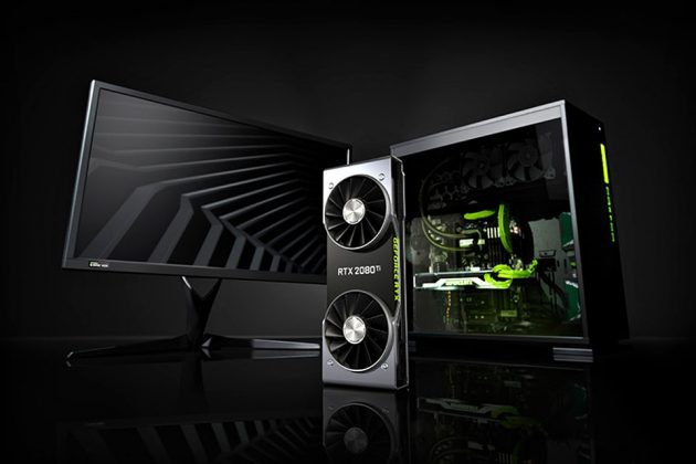 NVIDIA GeForce RTX 2080 Ti Graphics Card