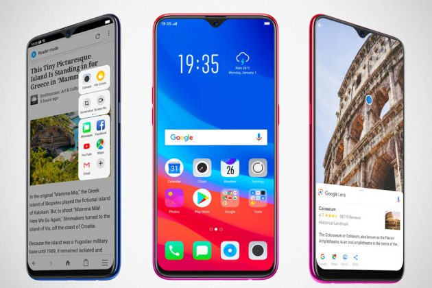 Oppo F9 Android Smartphone