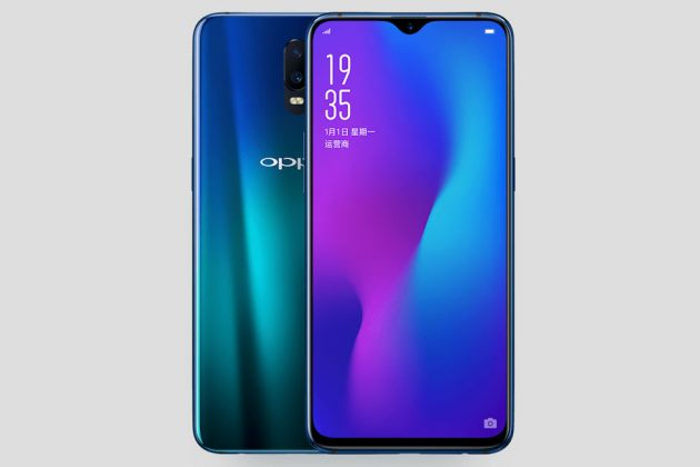 Oppo R17 Android Smartphone