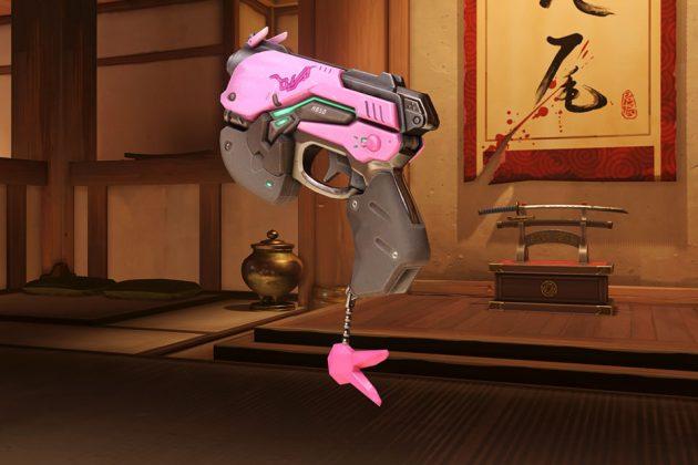 Overwatch D.Va Classic-Light Gun