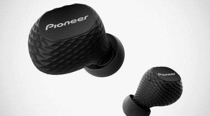 Pioneer C8 In-ear Wireless Headphon