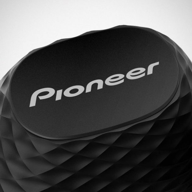 Pioneer C8 In-ear Wireless Headphon