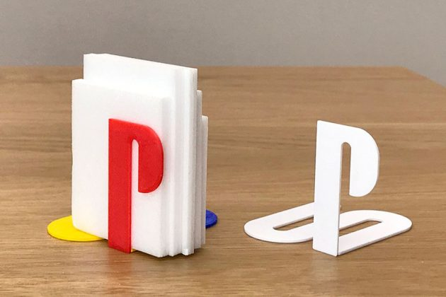 Playstation Bookend