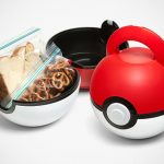 This Poké Ball Won't Hold Monsters, But It Sure Will Contain Your Lunch