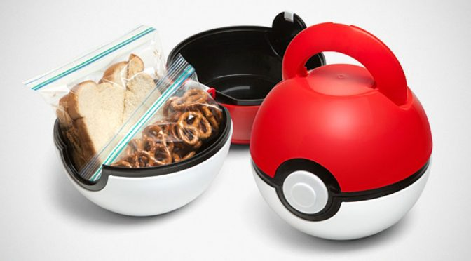 Poké Ball Lunch Case (Box)