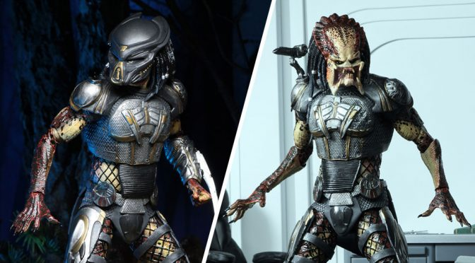 NECA Toys' New <em>Predator</em> Action Figure Looks Surprisingly Collectible