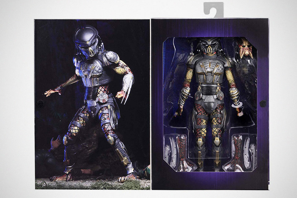 "Predator 7"" Fugitive Predator Action Figure"