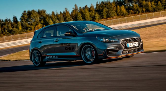 RaceChip Made Hyundai i30 N Performance A Worthy Golf GTi's Rival