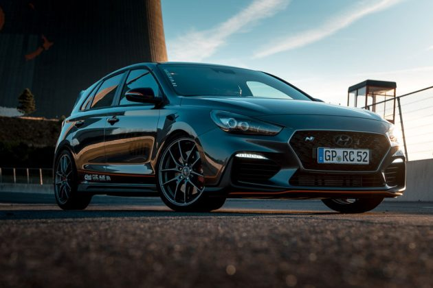 RaceChip Hyundai i30 N Performance Showcar