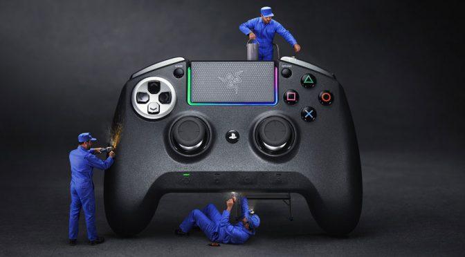 Razer Raiju Ultimate PS4 Game Controller