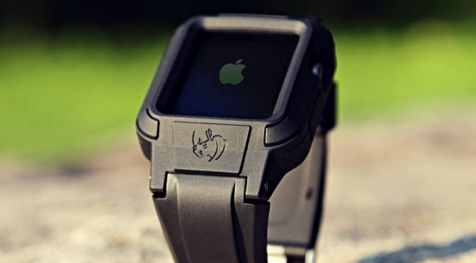 Rhino Band Stealth Apple Watch Band
