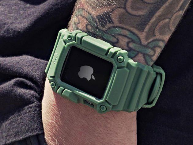Rhino Band Stealth Apple Watch Band