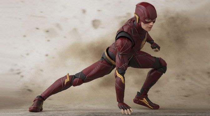 S.H.Figuarts And Amazon Slashes <em>The Flash</em> Action Figure's Price