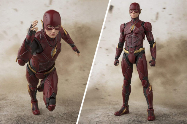 S.H.Figuarts The Flash Action Figure