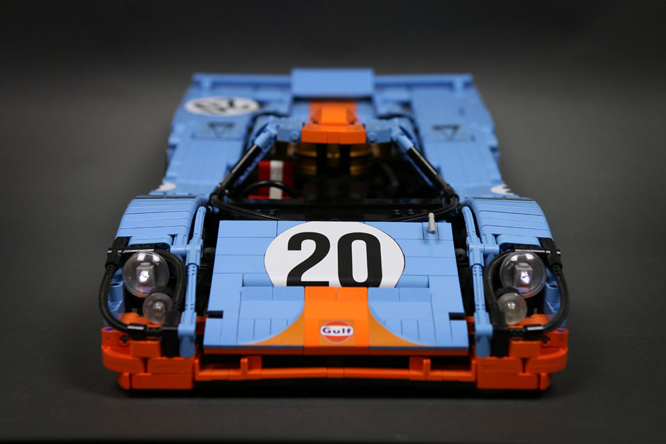 Sariel's LEGO RC 1970 Porsche 917K