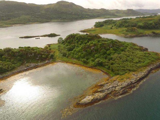 Scottish Island For Sale for $150K