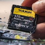 The World's Fastest SD Card From Sony Is Also Now The World's Toughest