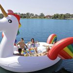 A Unicorn Island Float For Six Is Finally Not A Unicorn Anymore