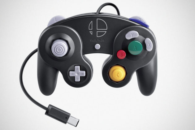 Super Smash Bros. Ultimate Edition GameCube Controller