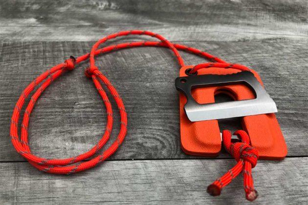 TRAK XL Titanium EDC Utility Knife & Tool