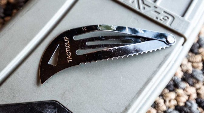 Tacticlip Hair Clip Multi-tool