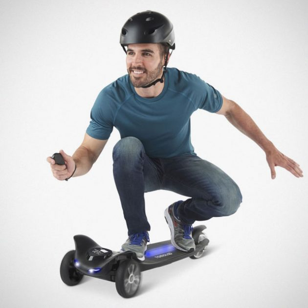 Tomoloo Dragon Knight H3 3-Wheel Skateboard