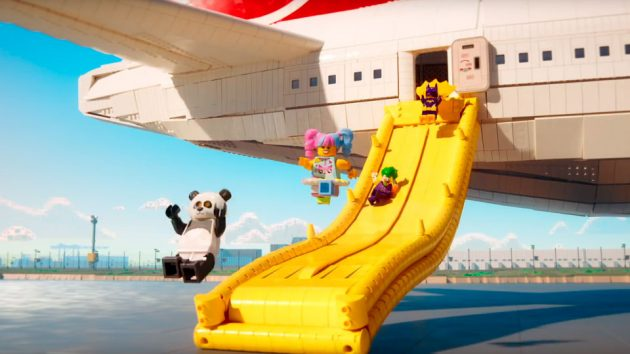 Turkish Airlines The LEGO Movie Safety Video