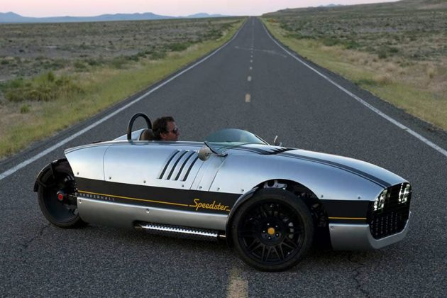 Vanderhall Venice Speedster 3-wheel Roadster