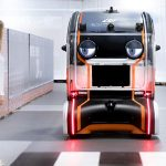 """Autonomous Pods With """"Eyes"""" Is Like Pixar's <em>Cars</em> In Real Life"""