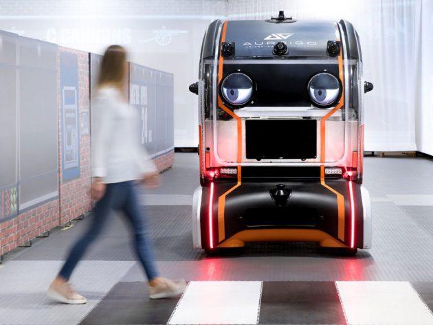 Virtual Eyes on Autonomous Vehicle