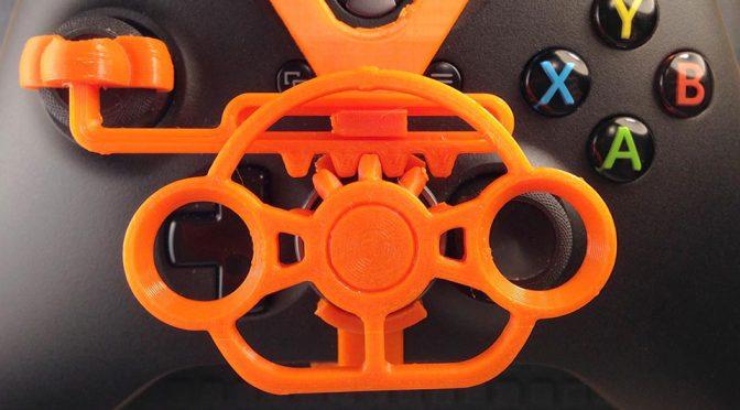 Xbox Game Controller Mini Steering Wheel