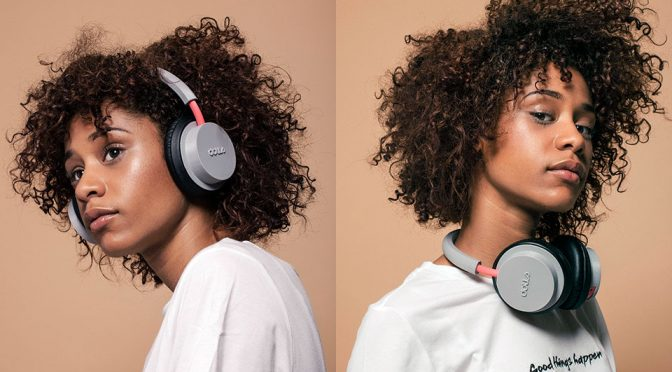 dotts M 3D-printed Wireless Headphones